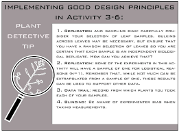 plant detectives manual a research led approach for teaching