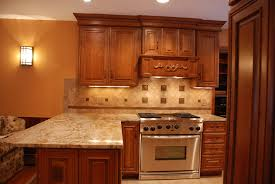 Kitchen Cabinet Under Lighting Decor Fill Your Kitchen With Luxury Stove Hood For Decoration