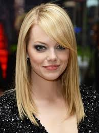 long haircut with side bangs popular long hairstyle idea