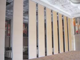 retractable room divider conference sliding folding decorative hanging room divider door