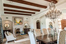 Exposed Beam Ceiling Living Room by How To Highlight Your High Ceilings Karry Home Solutions