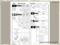 lexus is300 is 250 is 220d rus repair manual order u0026 download