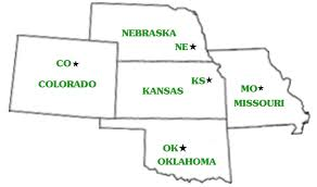 Map Of Colorado And Surrounding States by Melissa Kansas Thinglink