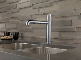 Allora Kitchen Faucet Delta Kitchen Faucet Single Handle Pulldown Kitchen Faucet With
