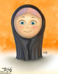 ماجرای کشیدن چادر از سر دختر