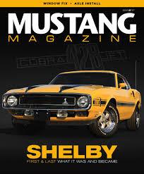 mustang magazine issue 23 by mustang magazine issuu