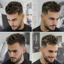 Men S Spiked Hairstyles 80 Best Hairstyles For Thick Hair Trendy In 2017