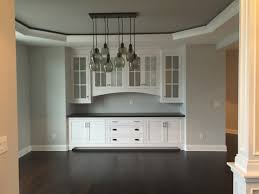 Kitchen Cabinet With Hutch Dining Room Built In Buffet Tray Ceiling Pottery Barn Paxton