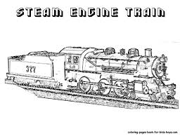 train coloring pages freight train coloring page free printable