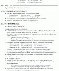 Human Resources Resume Samples by Incredible Ideas Sample Human Resources Resume 1 Functional Resume