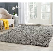 safavieh athens shag dark gray 8 ft x 10 ft area rug sga119c 8