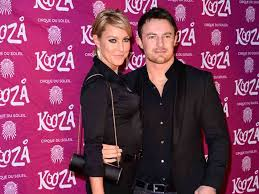 Who are the Strictly female professionals dating  Find out who     s     Now magazine Natalie Lowe and fiancee James Knibbs