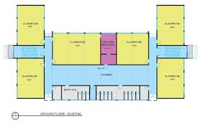 Classroom Floor Plan Builder Reference Designs Standard Classroom Block Upgrade Education In