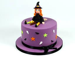 Halloween Decor Uk How To Make A Halloween Witch Novelty Cake Decorating Fondant