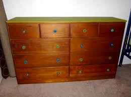 Pine Drawers Baby Nursery Wooden Nursery Drawer Dressers As Changing Table