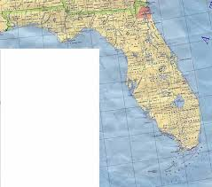 Map Of Florida Cities And Towns by Florida Map