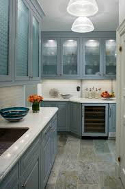 Tile For Backsplash In Kitchen Image The Possibilities In This Beautiful Blue Kitchen With