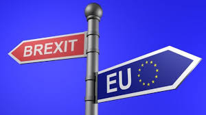 Brexit  All you need to know about the UK leaving the EU   BBC News Brexit and EU signs