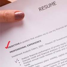 Tips For Resume Writing  free sample resume template  cover letter         Resume Template  Objectives To Write In Resume For Senior Accountant Faculty With Extension Of Appointment