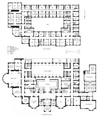 Palace Floor Plans by Architectural Plans Ucl The Survey Of London