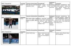 Edusites Media Studies Teaching  amp  Learning Resources A Level Storyboarding