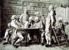 Imagem de homens Lendo a Bíblia