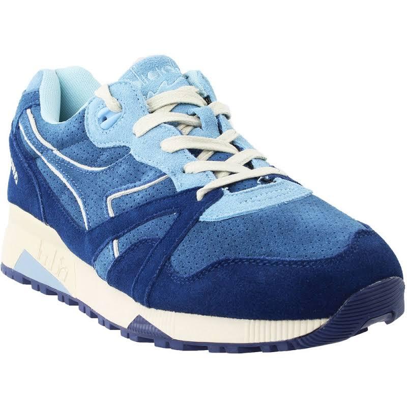 Diadora N9000 S Running Shoes Blue- Mens
