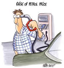 Wysokie ceny na wielickich stacjach paliw