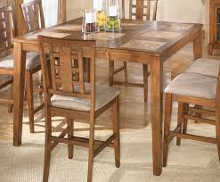 Tiled Kitchen Table by Interesting Ashley Kitchen Tables Top Furniture Kitchen Design