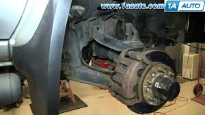 nissan titan quick lift rancho how to install replace front shocks 2003 04 nissan frontier and