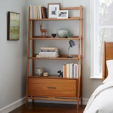 Low Narrow Bookcase by Cool Mid Century Modern Low Bookcase Bathrooms Pinterest Low