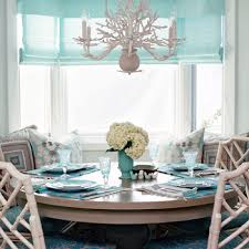 Coastal Dining Room Ideas by Turquoise Dining Room Design Ideas