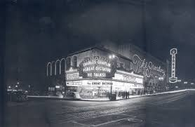 Cottage Grove Theater by Oregon And The Film Industry