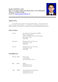 sample resumes for it professionals manager resume examples       resume for it professional