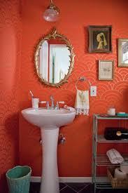 paint color portfolio coral bathrooms apartment therapy coral