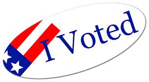 I Voted logo