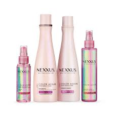 nexxus color assure shampoo nexxus ny salon care