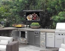 Ideas For Outdoor Kitchen 10 Best Ideas For Outdoor Tv Images On Pinterest Oasis Outdoor