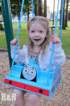 Thomas & Friends Toddler Swing {Review} – Rave & Review