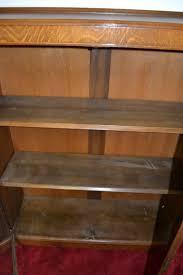Oak Curio Cabinet Curio Cabinet Ori 9528 1246378458 1148985 Curio Total Empty 150