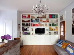 pictures of decorating ideas for bookshelves in living room uyg