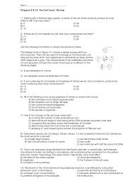 18 best images of biology review worksheets answer key biology