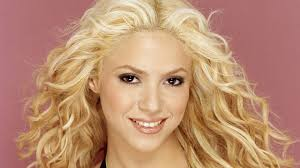 wallpaper shakira face hair haircut smile hd picture image