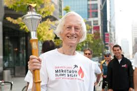 The Greatest  Ed Whitlock   Canadian Running Magazine Canadian Running Magazine