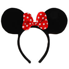 Minnie Mouse Ears Mickey Mouse Clubhouse Costumes