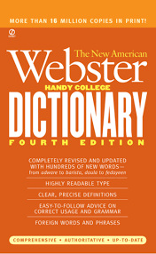 Thesaurus Assistant The New American Webster Handy College Dictionary Thesaurus