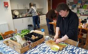 Start crowdfunding on Crowdfunder UK   where ideas happen  Cci community kitchen  growing opportunities image