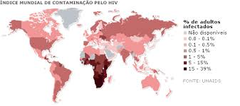 Especial | Convivendo com a Aids | Propagação da Aids no mundo