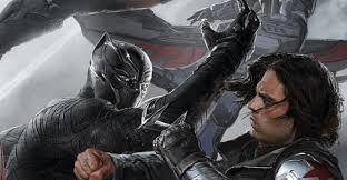 Pantera Negra não é um super-herói em Capitão América: Guerra ...