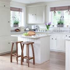 Kitchen Cart With Storage by White Cottage Kitchen Cabinets Newport Wall Skin In Pacific White